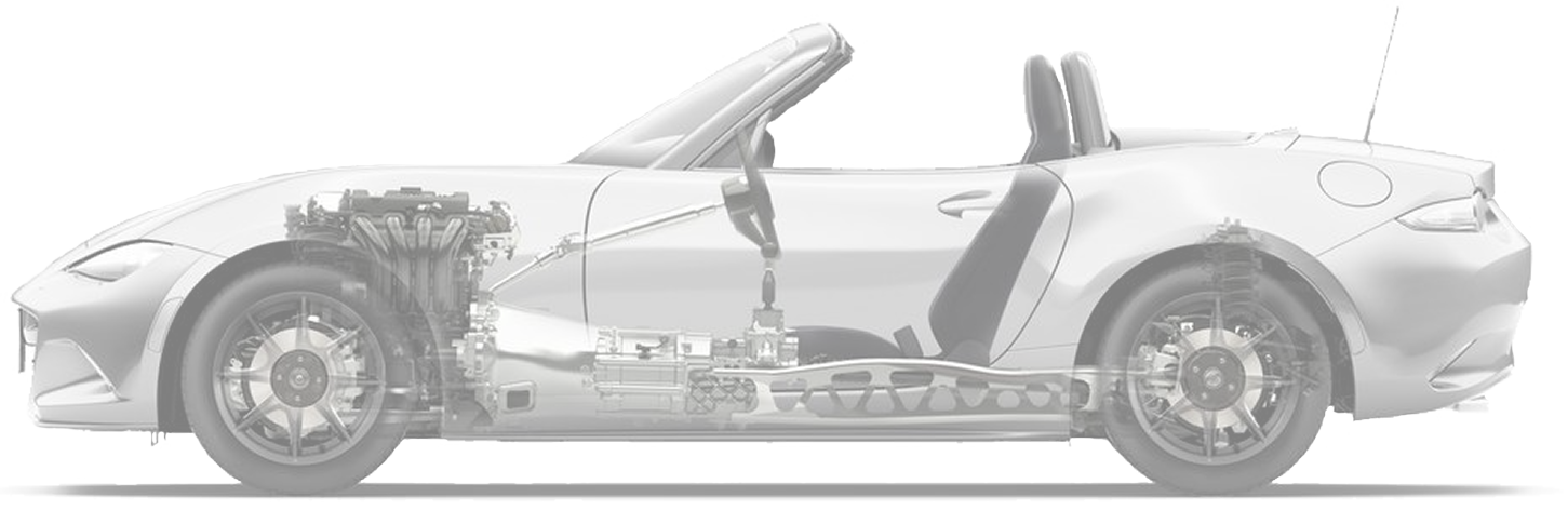 Exploded drawing of Mk4 MX-5